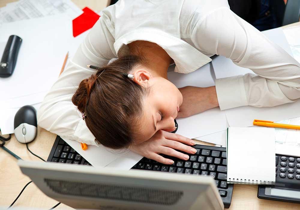 9 simptomai, kurių negalima ignoruoti, Svorio netekimo nuovargio simptomai