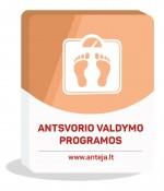 Antsvorio valdymo  programos
