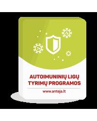 Autoimuninių ligų tyrimų programos