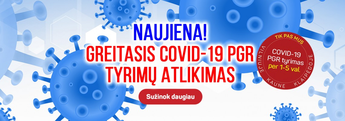 Koronavirusu tyrimai