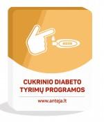 Cukrinio diabeto tyrimų programa