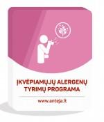 EUROIMMUN Įkvepiamieji alergenai