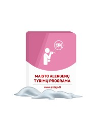 EUROIMMUN Maisto alergenai
