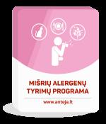 EUROIMMUN Mišrūs alergenai