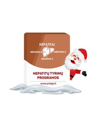Hepatitų tyrimų programos