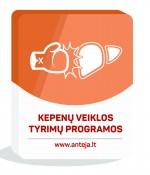 Kepenų veiklos tyrimų programos
