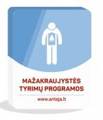 Mažakraujystės tyrimų programos