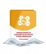 Mikroelementų ir elektrolitų apykaitos tyrimų programos