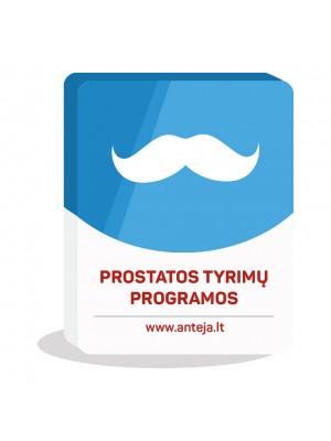 Prostatos tyrimų programos