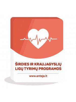 Širdies ir kraujagyslių ligų tyrimų programos