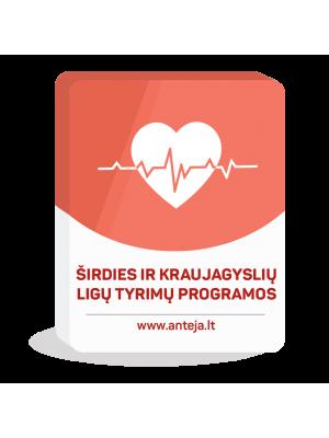 Širdies ir kraujagyslių ligų programos