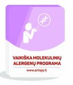 Vaikiška molekulinių alergenų programa