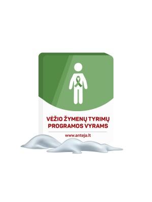 Vėžio žymenų tyrimų programos vyrams