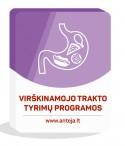 Virškinamojo trakto tyrimų programos